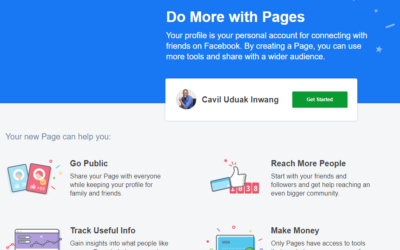 How to Convert a Facebook Profile to a Business Page